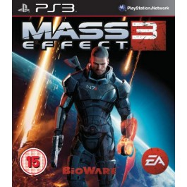 Mass Effect 3 Sony PS3