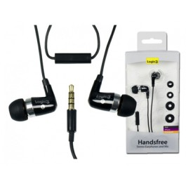 Handsfree Stereo Earphone and Mic