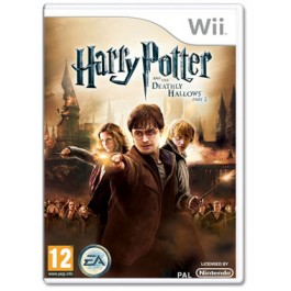 Harry Potter and the Deathly Hallows Part 2 Nintendo Wii