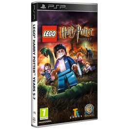 Lego Harry Potter Years 5-7 Sony PSP