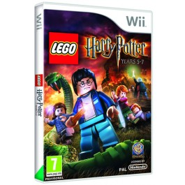LEGO Harry Potter Years 5-7 Nintendo Wii