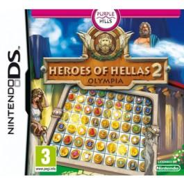 Heroes of Hellas 2 Olympia Nintendo DS