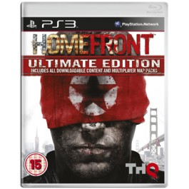 Homefront Ultimate Edition Sony PS3