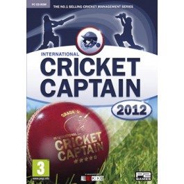 International Cricket Captain 2012 PC CD