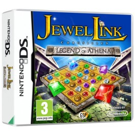 Jewel Link Chronicles Legend of Athena Nintendo DS