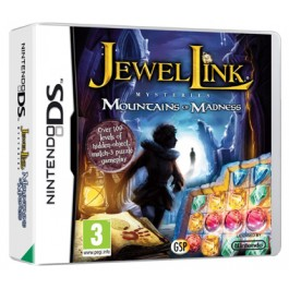 Jewel Link Mysteries Mountain of Madness Nintendo DS