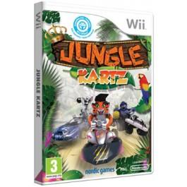 Jungle Kartz Solus Nintendo Wii