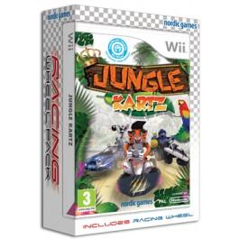 Jungle Kartz + 1 Kart Nintendo Wii