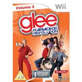 Karaoke Revolution Glee 3 only Nintendo Wii