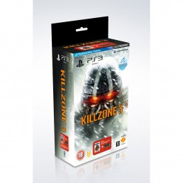 Killzone 3 & Wireless Green Dualshock Controller PS3