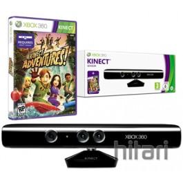 Kinect Sensor with Kinect Adventures Xbox 360