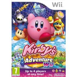 Kirbys Adventure Nintendo Wii