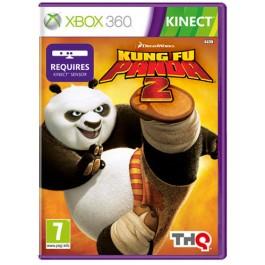 Kung Fu Panda 2 - requires kinect Xbox 360
