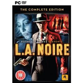 LA Noire the Complete Edition PC
