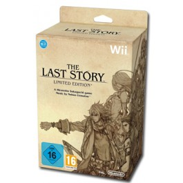 The Last Story Limited Edition Nintendo Wii