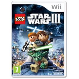 Lego Star Wars 3: The Clone Wars Nintendo Wii