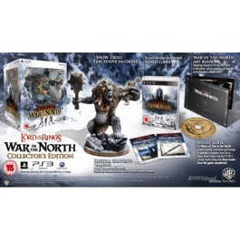Lord of the Rings War in the North Collectors Edition Sony Playstation PS3