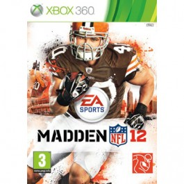 Madden NFL 12 American Football Xbox 360