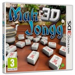 Mahjong 3D Nintendo 3DS
