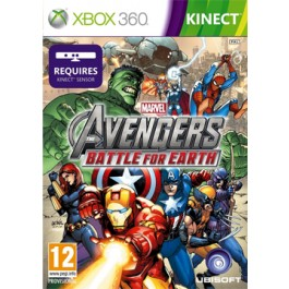Marvels Avengers Battle For Earth Xbox 360