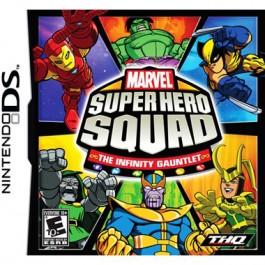 Marvel Super Hero Squad Infinity Gauntlet 2 Nintendo 3DS