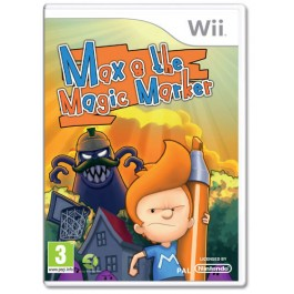 Max and the Magic Marker Nintendo Wii