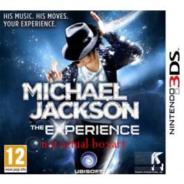 Michael Jackson Experience Nintendo 3DS