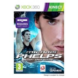 Michael Phelps Push the Limit Xbox 360 Kinect