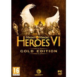 Might and Magic Heroes 6 Gold Edition PC