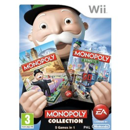 Monopoly Collection 2s in 1 Wii