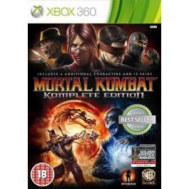 Mortal Kombat Goty Komplete Edition Xbox 360