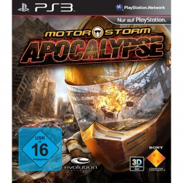 Motorstorm - Apocalypse PlayStation PS3