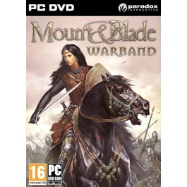 Mount and Blade Warband PC DVD