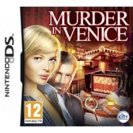Murder in Venice Nintendo DS