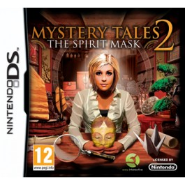 Mystery Tales 2 The Spirit Mask Nintendo DS