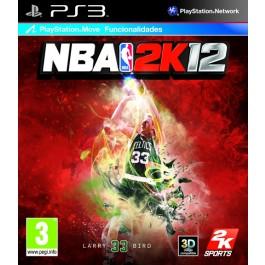 NBA 2K12 Basketball Sony Playstation PS3 2012