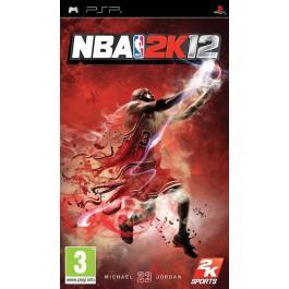 NBA 2K12 (PSP)