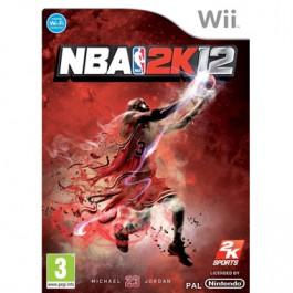 NBA 2K12 Nintendo Wii