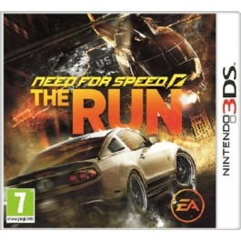 Need for Speed The Run Nintendo 3DS