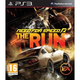 Need For Speed The Run Sony PS3