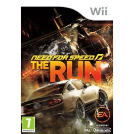 Need for Speed The Run Nintendo Wii