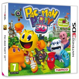 Pac Man Party Nintendo 3DS