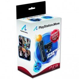 PlayStation Move Starter Pack with PlayStation Eye Camera, Move Controller PS3