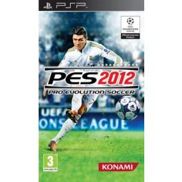 Pro Evolution Soccer 2012 Sony PSP Football