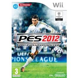 Pro Evolution Soccer 2012 Nintendo Wii