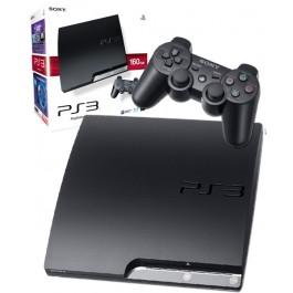 Sony PlayStation 3 PS3 Slim Console 160GB EU Model