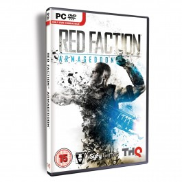 Red Faction Armageddon Limited Edition PC