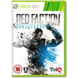 Red Faction Armageddon Xbox 360