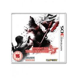 Resident Evil: The Mercenaries 3D Nintendo 3DS