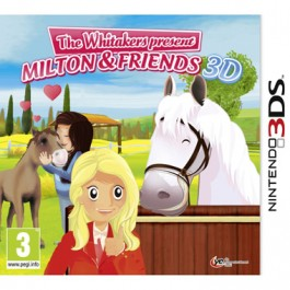Riding Stables The Whitakers present Milton and Friends Nintendo 3DS